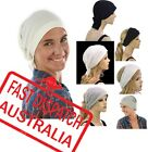 Chemo Hair Loss Cotton Ear Warmers Sports Multi-functional Scarf Head Band Wrap