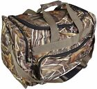 Best Tackle Bags - Large Camo Carp Course Fishing Tackle Holdall Carryall Review