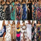 New Women Summer Boho Long Maxidress Evening Cocktail Party Beach Dress Sundress