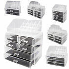 Kosmetik Organizer Make-up Acryl Aufbewahrung Beauty Kosmetikbox Schubladen Box