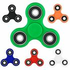 Hand Finger Fidget Spinner Tri Spin Toy Autism ADHD Funny Stress Relief Pocket