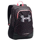 Under Armour Boys Scrimmage Backpack 16 Colors Business & Laptop Backpack NEW