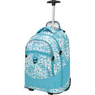 High Sierra Chaser Wheeled Backpack 3 Colors Rolling Backpack NEW