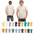 12 Pack: Men's Short-Sleeve 100% Cotton Crew-Neck Tees