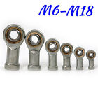 M6-M18 Bearing Steel Right Hand Rose Ball Joint Female Rod End Bearing
