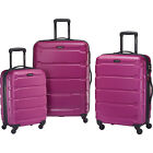 Samsonite Omni PC 3-Piece Spinner Luggage Set 5 Colors