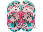 Ipanema Sea Baby Dolphin Infant Sandals - Blue and Pink