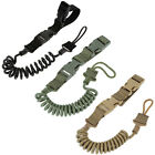 Adjustable Hunting 2 Two Point Rifle Sling Bungee Tactical Shot Strap System