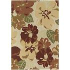 Couristan Dolce Novella Rose Bud In/Out Rug