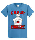 Funny T-Shirt Group Therapy Shooting Range