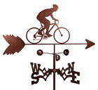 Внешний вид - SWEN Products CYCLE BICYCLE BIKING RIDER Steel Weathervane