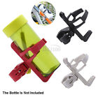 Bike Bicycle Cycling Drink Seat Post Bracket Water Bottle Cup Holder Mount Cage