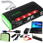 68800mAh Emergency Car Jump Starter Booster Fast Power Bank Charger 12V Engine