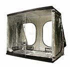 Indoor Portable Grow Tent Box Silver Mylar Hydroponics Bud Green Room New Design