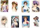Beautiful Victorian Ladies Quilt Block Collection FrEE ShiPPinG WoRld WiDE (A12