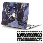 "2in1 Deep Blue Marble Griotte Printed Case for MacBook Air 11""Pro 13"" 15"" 2016"