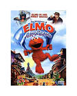 The Adventures Of Elmo In Grouchland (DVD, 1999) Elmo's first movie,  NEW