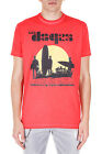 T-shirt Dsquared Sweatshirt % Surfer Herren Rot S74GD0197S20694304