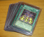 YU-GI-OH! SPELL/MAGIC CARDS ~ ALL BEGIN WITH LETTER D