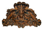Olde World Ornate Leaf Bed Crown Made in USA in 40 Colors