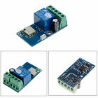 Wifi Relay Switch Module DC 12V Mobile Phone Remote Control Timer Self-Lock/Jog