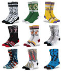 Authentic Stance Athletic Combed Cotton Skater Sport Socks NEW