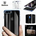 Baseus Luxury Ultra thin Slim Crystal Clear Case Hard PC Cover For iPhone 7 Plus