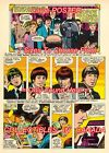 """THE BEATLES 1978 Ringo Marries MBE AWARD = POSTER Not Comic Book 7 SIZES 19""""-36"""""""