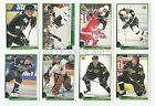 1993-94 UPPER DECK DALLAS STARS Select from LIST SERIES 2 HOCKEY CARDS