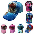 Moana Troll Poppy Baseball Hat Infant Todder Kid Sunhat Cap For Child Boy Girl