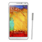Samsung Galaxy Note 3 III N900A  AT&T Unlocked  GSM Phone - 4G LTE - FRB