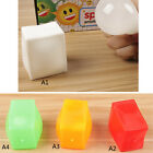 Anti Stress Tofu Reliever Ball Autism Mood Vent Squeeze Soft Slow Rising Toys MS