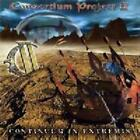 CONSORTIUM PROJECT II - CONTINUUM IN EXTREMIS USED - VERY GOOD CD