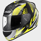 LS2 Rookie Infinite Quality Yellow Helmet FF352 Dispatched Today FREE DELIVERY