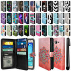 For Samsung Galaxy On5 G550 All-In-One Premium Leather Wallet Cover Case + Pen