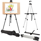 Adjustable Artist Painting Easel Stand Floor Tripod Frame Display Craft Supplies