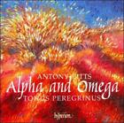 ANTONY PITTS: ALPHA AND OMEGA USED - VERY GOOD CD