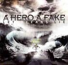 A HERO A FAKE - LET OCEANS LIE USED - VERY GOOD CD