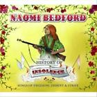 NAOMI BEDFORD - A HISTORY OF INSOLENCE USED - VERY GOOD CD