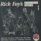 RICK FAY - ENDANGERED SPECIES NEW CD