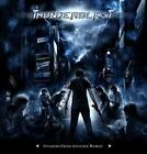 THUNDERBLAST - INVADERS FROM ANOTHER WORLD NEW CD