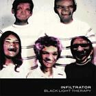 INFILTRATOR - BLACK LIGHT THERAPY NEW CD