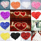 2/10Pack Silk Rose Various Colors Flower Rose Petals Wedding Party Decorations