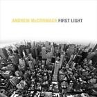 ANDREW MCCORMACK - FIRST LIGHT NEW CD