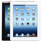 "Apple iPad 3 64GB WiFi Cellular ""Factory Unlocked"" 3rd Generation Tablet"