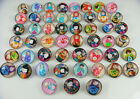 Mix diy charm Chunks series for Snap Button Chunks charm Wholesale 18mm p17