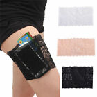 New Anti-Chafing Thigh Bands with pocket Women Non Slip Lace Elastic Sock HO