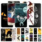 """For Oneplus One Plus 5 Five A5000 5.5"""" Halloween Hard Case Cover Ghost Mask Bat"""