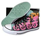 Converse Andy Warhol Marilyn Monroe Hi Chuck Taylor All Star Sneakers 153839C