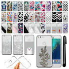 "For Google Pixel 5"" HTC Verizon Ultra Thin Clear TPU Case Phone Cover + Pen"